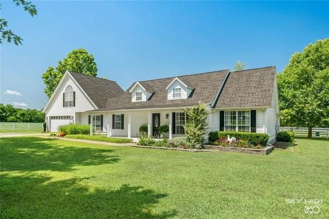 10503 Garden Court Road, Prairie Grove, AR 72753 (MLS #1191762) :: McNaughton Real Estate