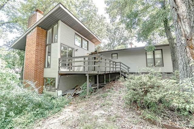 1 Leicester Drive, Bella Vista, AR 72714 (MLS #1191779) :: McNaughton Real Estate