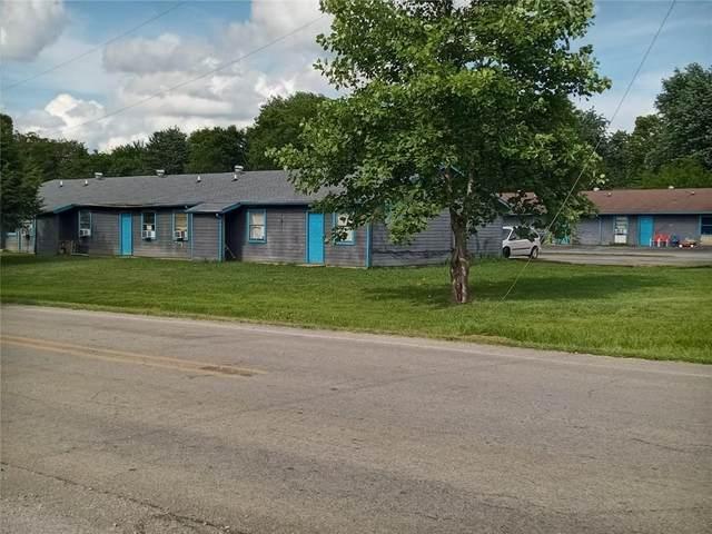 102 Gregory Drive, Green Forest, AR 72638 (MLS #1191783) :: Five Doors Network Northwest Arkansas