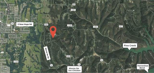 0.70 Acres E Graham Lane, Rogers, AR 72758 (MLS #1191847) :: McMullen Realty Group