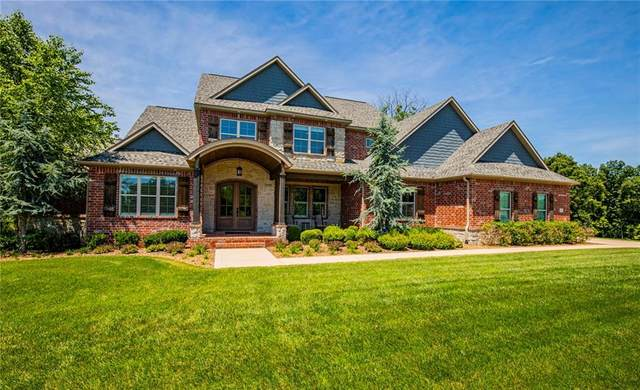 3521 Oak Tree Drive, Centerton, AR 72719 (MLS #1191892) :: McMullen Realty Group