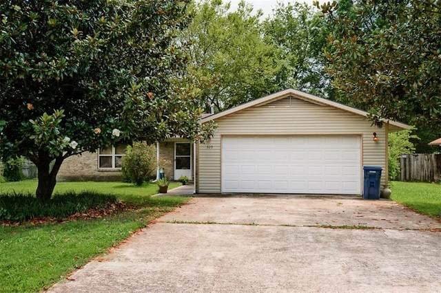 320 W Magnolia Street, Siloam Springs, AR 72761 (MLS #1191907) :: McNaughton Real Estate
