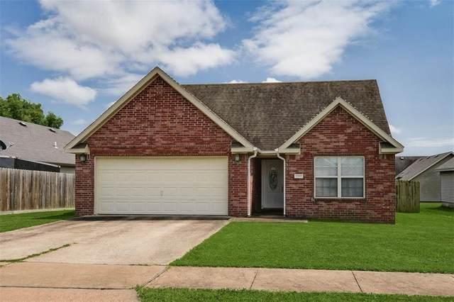 1202 E Courage, Siloam Springs, AR 72761 (MLS #1191908) :: Five Doors Network Northwest Arkansas