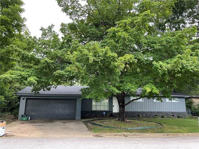 2401 W Valley Drive, Fayetteville, AR 72703 (MLS #1191950) :: McMullen Realty Group