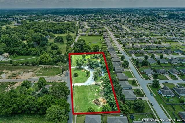 4801 Town Vu Road, Bentonville, AR 72712 (MLS #1191956) :: McNaughton Real Estate