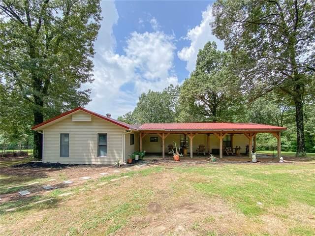 2807 Clark Wc 708 Road, Fayetteville, AR 72704 (MLS #1191991) :: McNaughton Real Estate