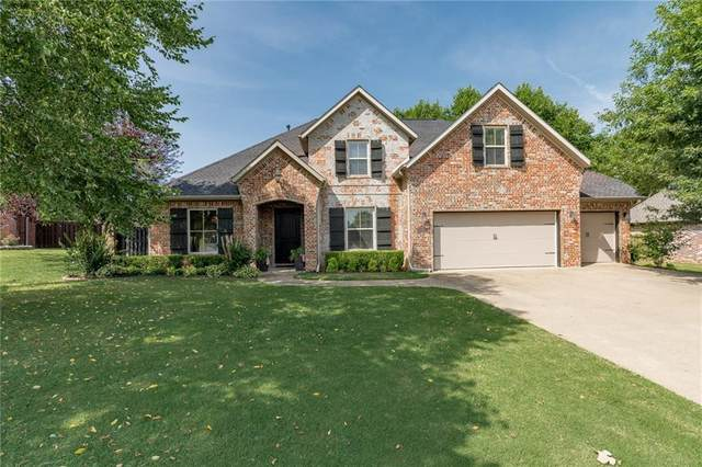 6612 Silverthorne Lane, Rogers, AR 72758 (MLS #1192002) :: McMullen Realty Group