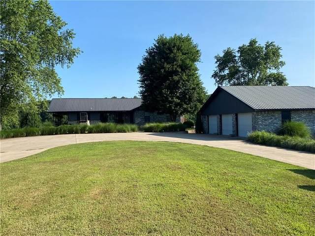 32770 Highway 23, Huntsville, AR 72740 (MLS #1192035) :: Five Doors Network Northwest Arkansas