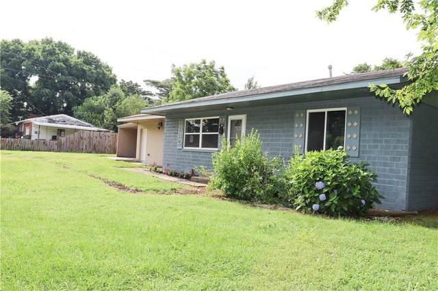 1304 W Pecan Street, Rogers, AR 72758 (MLS #1192044) :: McNaughton Real Estate