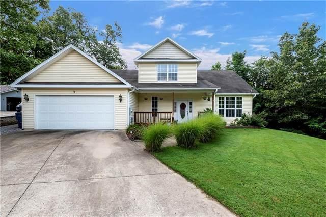 9 Buckland Lane, Bella Vista, AR 72715 (MLS #1192052) :: McNaughton Real Estate