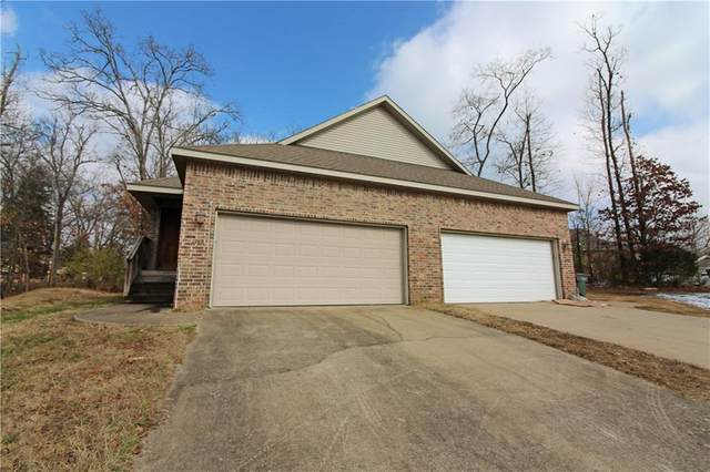 1968 & 1970 E Peppervine, Fayetteville, AR 72701 (MLS #1192057) :: McNaughton Real Estate