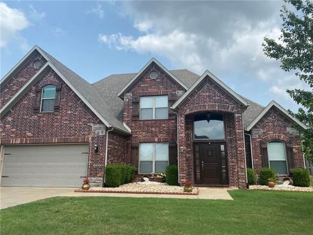 1611 Quailridge Way, Bentonville, AR 72713 (MLS #1192084) :: McNaughton Real Estate