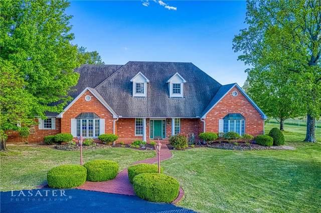 4299 Cottonwood Road, Harrison, AR 72601 (MLS #1192087) :: Five Doors Network Northwest Arkansas