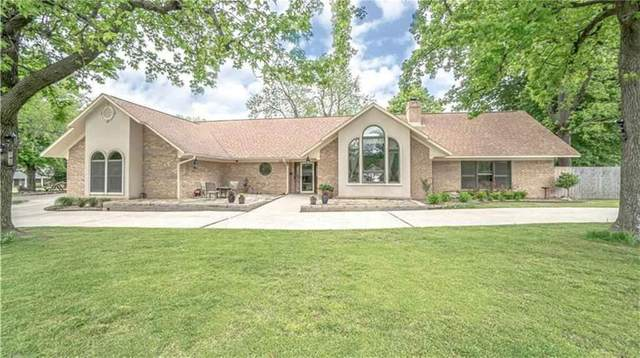 1606 Ranch Drive, Springdale, AR 72762 (MLS #1192094) :: McNaughton Real Estate
