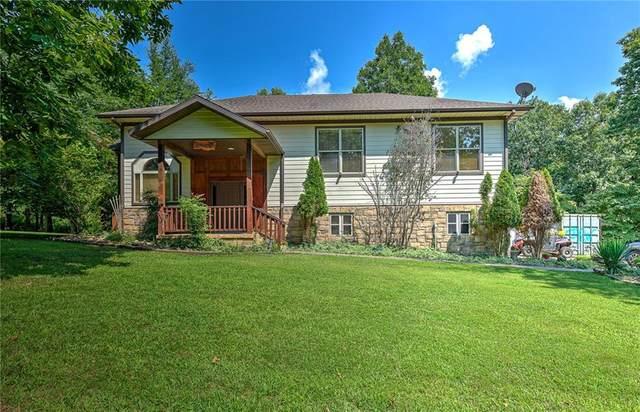 8907 Summer Shade Road, Rogers, AR 72756 (MLS #1192101) :: McNaughton Real Estate