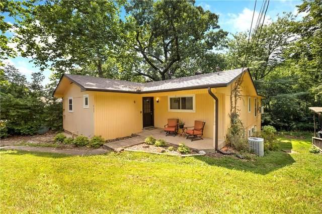405 S Mashburn Avenue, Fayetteville, AR 72701 (MLS #1192126) :: McNaughton Real Estate