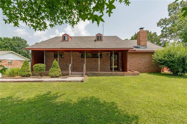 1317 Castle View Drive, Springdale, AR 72762 (MLS #1192139) :: McMullen Realty Group