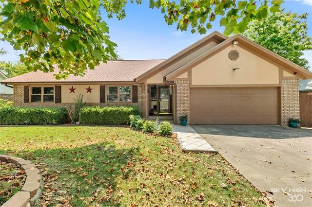 836 S Chateau Drive, Rogers, AR 72758 (MLS #1192199) :: NWA House Hunters | RE/MAX Real Estate Results