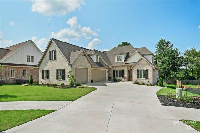 4474 E Windermere Drive, Fayetteville, AR 72703 (MLS #1192201) :: McMullen Realty Group