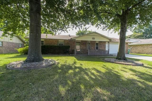 1601 Clayton Street, Springdale, AR 72762 (MLS #1192209) :: Five Doors Network Northwest Arkansas