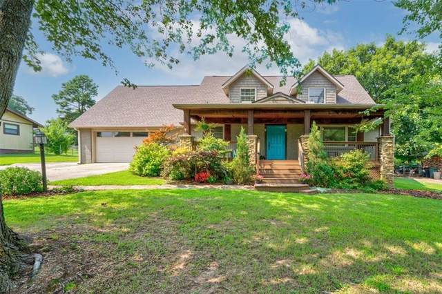 804 E Windy Hill Street, Fayetteville, AR 72703 (MLS #1192212) :: McNaughton Real Estate