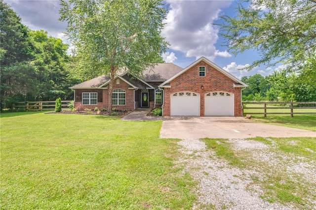 475 Hale Road, Goshen, AR 72727 (MLS #1192219) :: McNaughton Real Estate