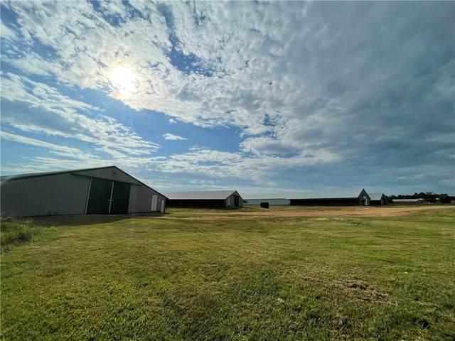 803 Swicegood Road, Colcord, OK 74338 (MLS #1192242) :: McNaughton Real Estate