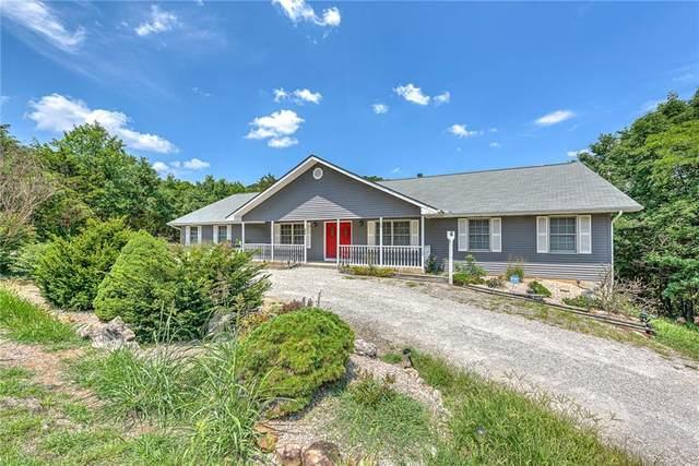 121 Stateline Drive, Holiday Island, AR 72631 (MLS #1192259) :: Five Doors Network Northwest Arkansas