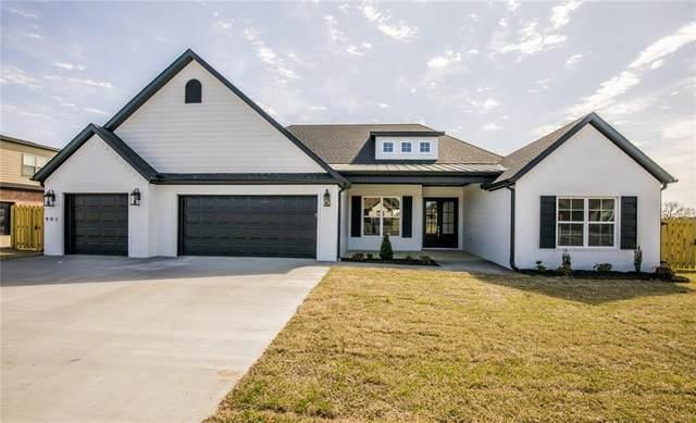 1600 Westridge Lane, Centerton, AR 72719 (MLS #1192280) :: McNaughton Real Estate