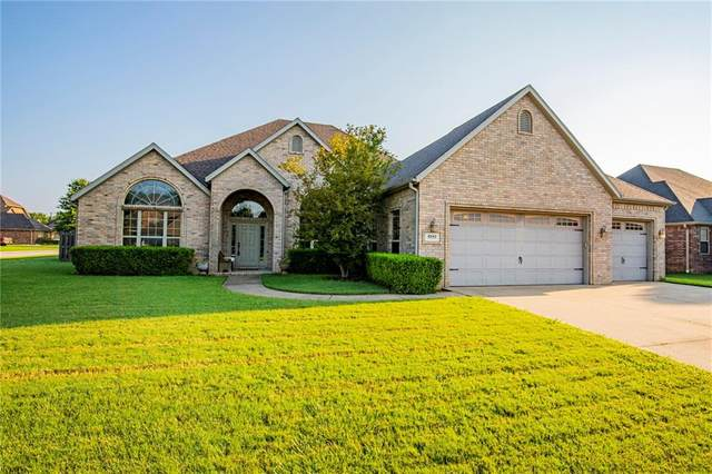 4542 W Wedge Drive, Fayetteville, AR 72704 (MLS #1192283) :: McNaughton Real Estate