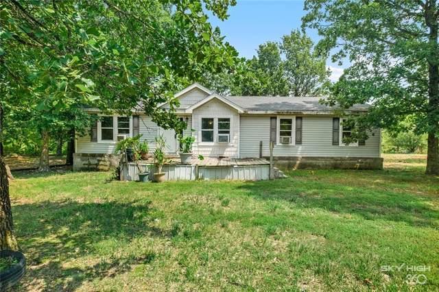 8030 S. Tillys Hill Road, Decatur, AR 72722 (MLS #1192284) :: Five Doors Network Northwest Arkansas