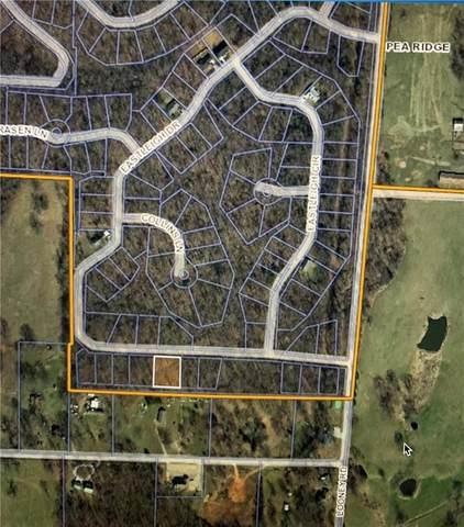 Eastleigh Drive, Bella Vista, AR 72714 (MLS #1192298) :: McMullen Realty Group