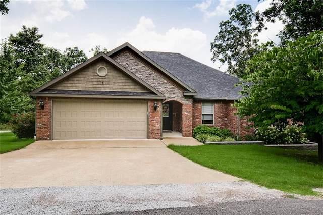 1 Montgomery Circle, Bella Vista, AR 72715 (MLS #1192340) :: Five Doors Network Northwest Arkansas