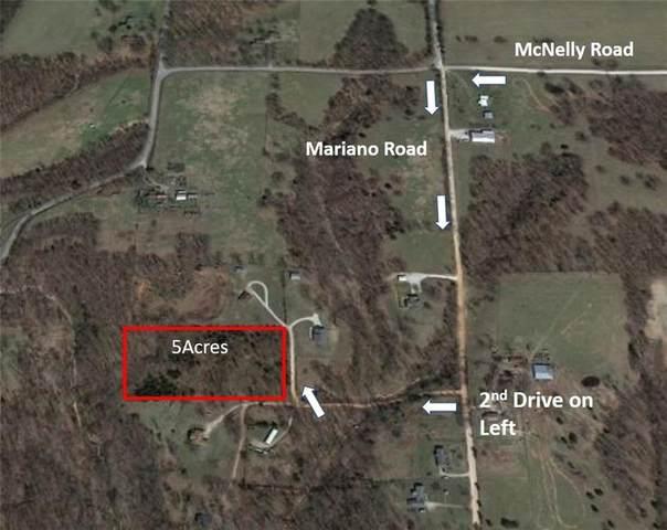 5 Acres Off Mariano Road, Bentonville, AR 72712 (MLS #1192364) :: McNaughton Real Estate