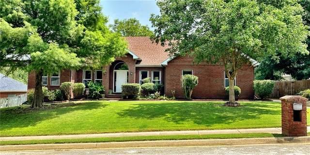2470 Cimmaron Avenue, Springdale, AR 72762 (MLS #1192382) :: McNaughton Real Estate