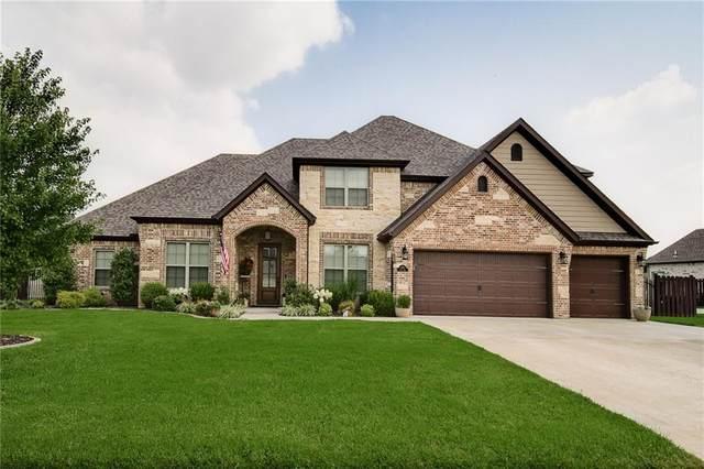 200 Sicily Drive, Centerton, AR 72719 (MLS #1192383) :: McNaughton Real Estate