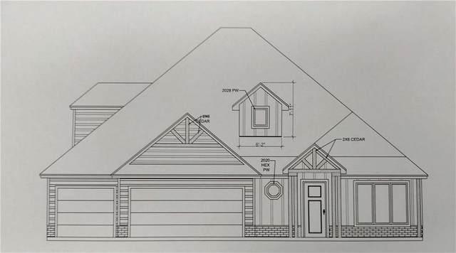900 Silver Maple Street, Centerton, AR 72719 (MLS #1192401) :: McNaughton Real Estate