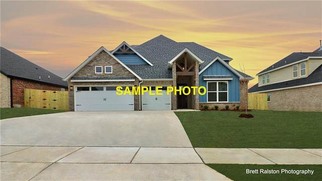 931 Silver Maple Street, Centerton, AR 72719 (MLS #1192408) :: McMullen Realty Group