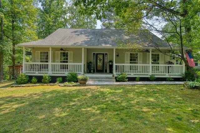 273 Windsong Lane, Eureka Springs, AR 72631 (MLS #1192427) :: Five Doors Network Northwest Arkansas