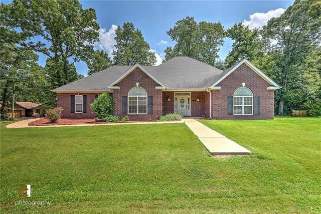 8 Wincanton Lane, Bella Vista, AR 72715 (MLS #1192440) :: Five Doors Network Northwest Arkansas