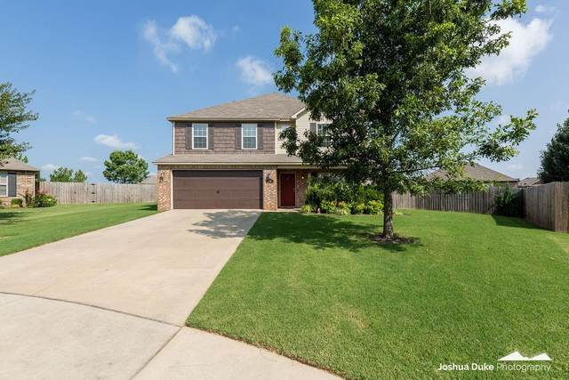 5005 W Bay Court, Rogers, AR 72758 (MLS #1192451) :: McNaughton Real Estate