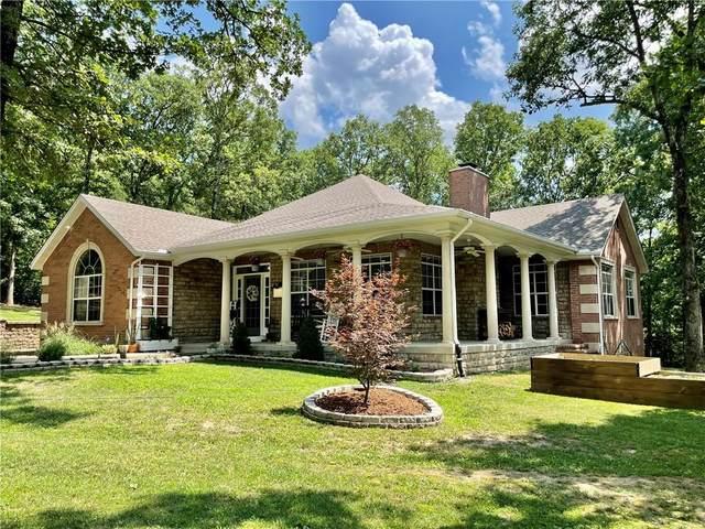 4041 E Canvas Road, Fayetteville, AR 72701 (MLS #1192458) :: Five Doors Network Northwest Arkansas