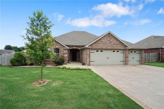 861 Walker Street, Centerton, AR 72719 (MLS #1192474) :: McNaughton Real Estate