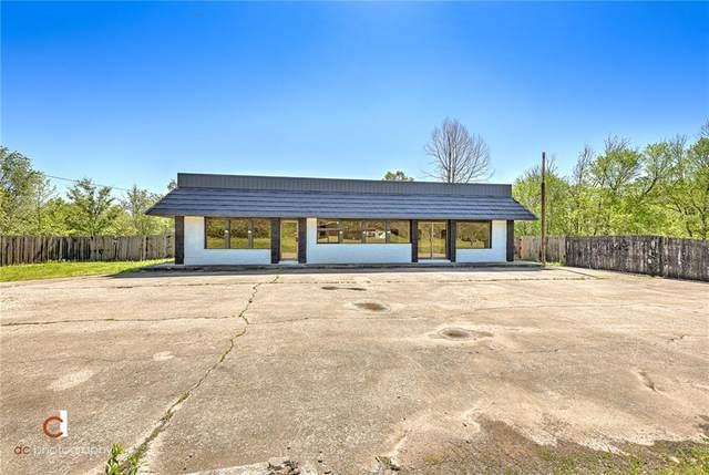34 S Main Avenue, Fayetteville, AR 72701 (MLS #1192479) :: Five Doors Network Northwest Arkansas
