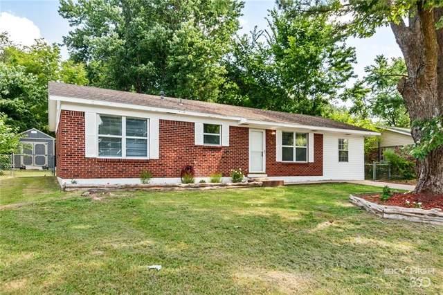 2402 Cottonwood Place, Springdale, AR 72762 (MLS #1192482) :: McNaughton Real Estate