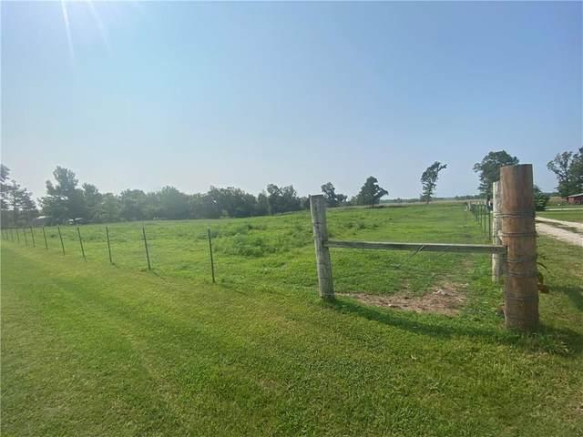 1103 E 1st Avenue, Bentonville, AR 72713 (MLS #1192488) :: McNaughton Real Estate