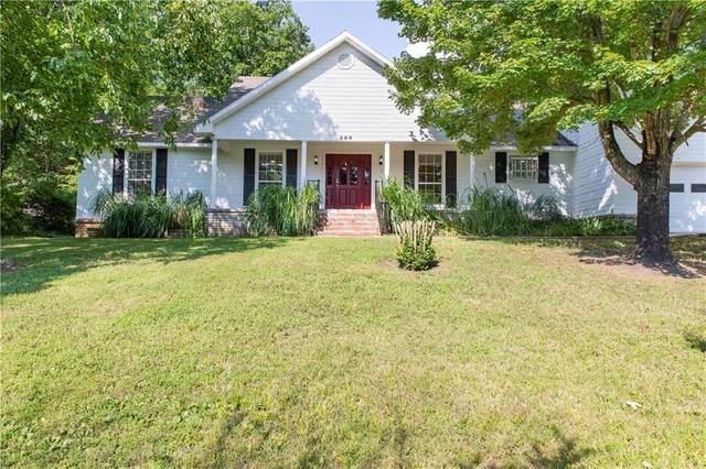308 Stan Avenue, West Fork, AR 72774 (MLS #1192498) :: Five Doors Network Northwest Arkansas