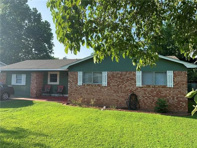 2311 Alpine Circle, Siloam Springs, AR 72761 (MLS #1192529) :: McNaughton Real Estate