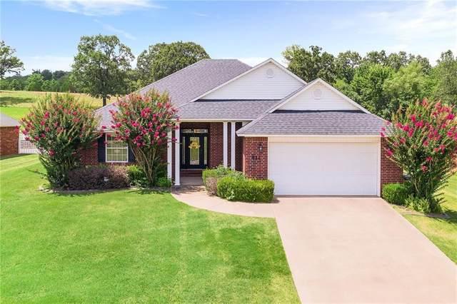 811 Eagle Crest Drive, Alma, AR 72921 (MLS #1192565) :: Five Doors Network Northwest Arkansas