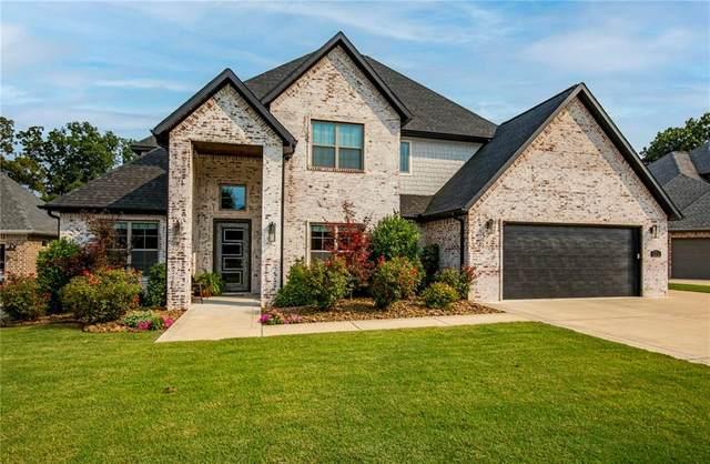 3230 Oak Tree Drive, Centerton, AR 72719 (MLS #1192583) :: McMullen Realty Group